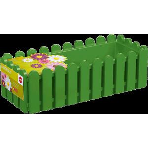 Ящик для цветов EMSA Landhaus зеленый, 50 см