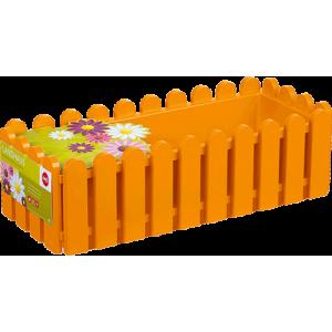 Ящик для цветов EMSA Landhaus оранжевый, 50 см