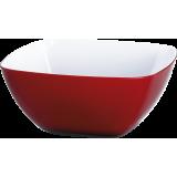 Салатник EMSA VIENNA красный, 4,6л