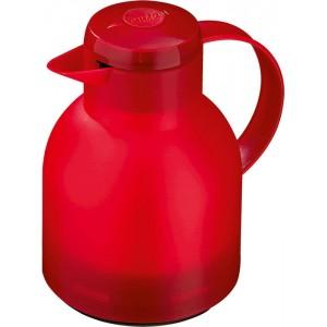 Термос-чайник EMSA Samba красный, 1 л