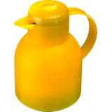 Термос-чайник EMSA Samba желтый, 1 л