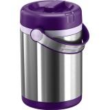 Термос пищевой EMSA Mobility фиолетовый, 1,7 л