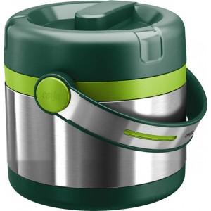Термос пищевой EMSA Mobility зеленый, 0.65 л