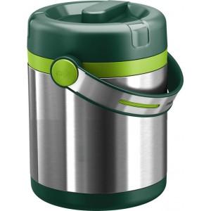 Термос пищевой EMSA Mobility зеленый, 1.2 л