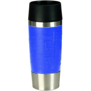 Кружка-термос EMSA Travel Mug голубой, 360 мл