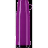 Термос EMSA Rocket фиолетовый, 1л