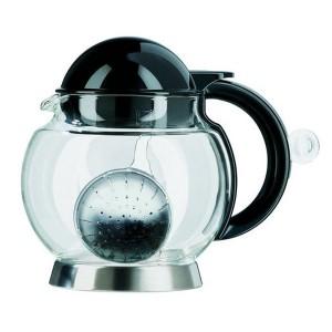 Чайник заварочный EMSA Hot Tea Master черный, 1,4 л