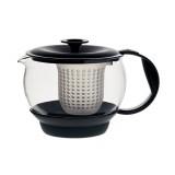 Чайник заварочный EMSA Neo Tea Master черный, 0,8 л