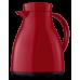 Термос-чайник EMSA Easy Clean красный, 1 л